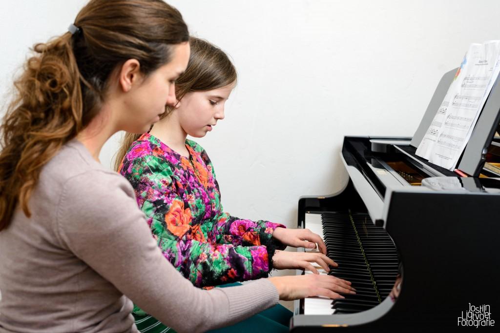 Pianoles in Tilburg, bij pianodocent Eline van Vroonhoven